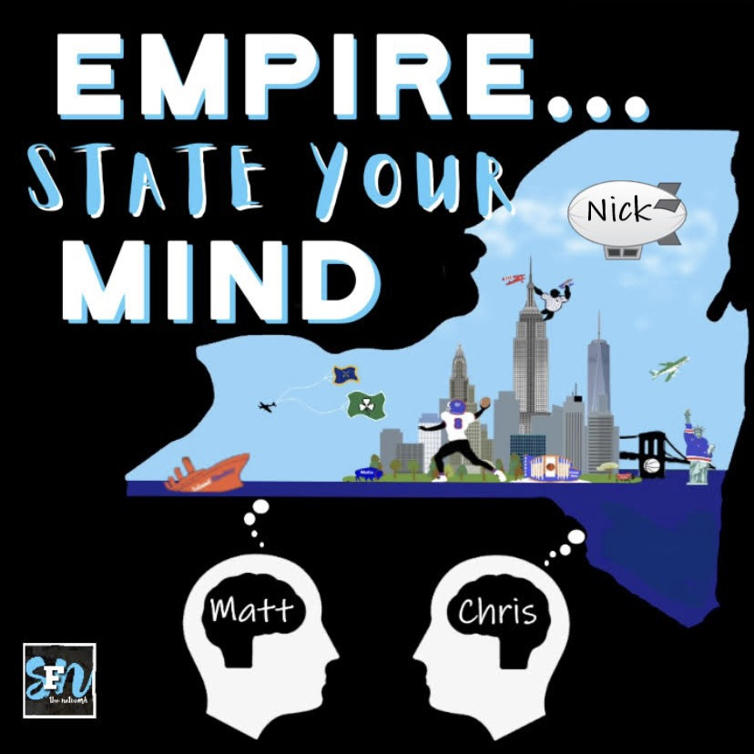 Empire State Your Mind – Join Matt and Chris for sports talk and enjoy as they go off the rails